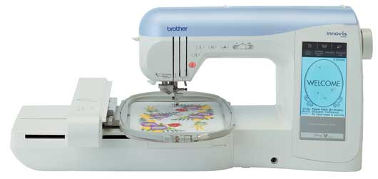 швейно вышивальная машина купить