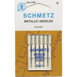 Иглы Schmetz METALLIC